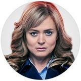 Анна Михалкова — Марина Сергеевна Лаврова, хозяйка цветочного магазина, сутенёрша