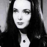 Carolyn Jones — Morticia Frump Addams