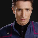 Dominic Keating — Lieutenant Malcolm Reed