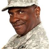 Keith David — Command Sergeant Major Donald Cody