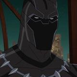 James Mathis III — Black Panther