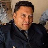 Maaka Pohatu — Sergeant Ruawai Maaka