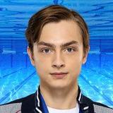 Данил Акутин — Кирилл Лесков, сын Веры, пловец