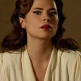 Hayley Atwell — Agent Peggy Carter