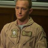 Eric Ladin — Lieutenant Glenn