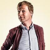 Johan Glans — Axel Enström