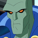 Carl Lumbly — Martian Manhunter / J'onn J'onzz