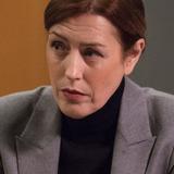 Gina McKee — Commander Anne Sampson