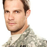 Geoff Stults — Staff Sergeant Pete Hill
