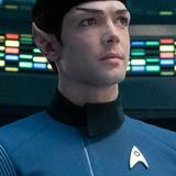 Ethan Peck — Spock