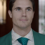 Robbie Amell — Nathan Brown