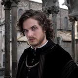 Daniel Sharman — Lorenzo de' Medici