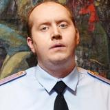 Сергей Бурунов — подполковник Владимир Сергеевич Яковлев, начальник Гриши