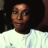 Madge Sinclair — Nurse Ernestine Shoop