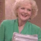 Betty White — Rose Nylund