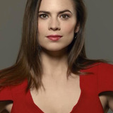 Hayley Atwell — Hayes Morrison