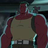 Clancy Brown — Red Hulk