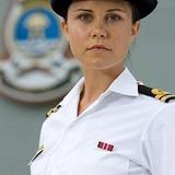 Saskia Burmeister — Lieutenant Nikki