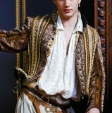 Tom Hardy — Robert Dudley / Earl of Leicester