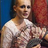 Ангелина Миримская — Марина, стриптизерша