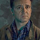 Richard Harrington — Aron Morgan