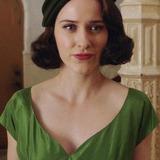Rachel Brosnahan — Miriam