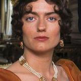 Anna Chancellor — Miss Bingley