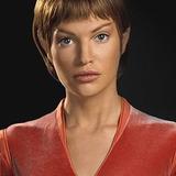 Jolene Blalock — Commander T'Pol