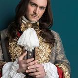 George Blagden — Louis XIV