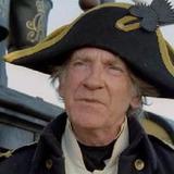David Warner — Captain Sawyer