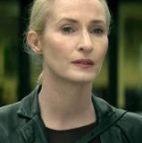 Genevieve O'Reilly — Angela Worth