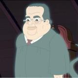 Fred Armisen — Ghost of Antonin Scalia