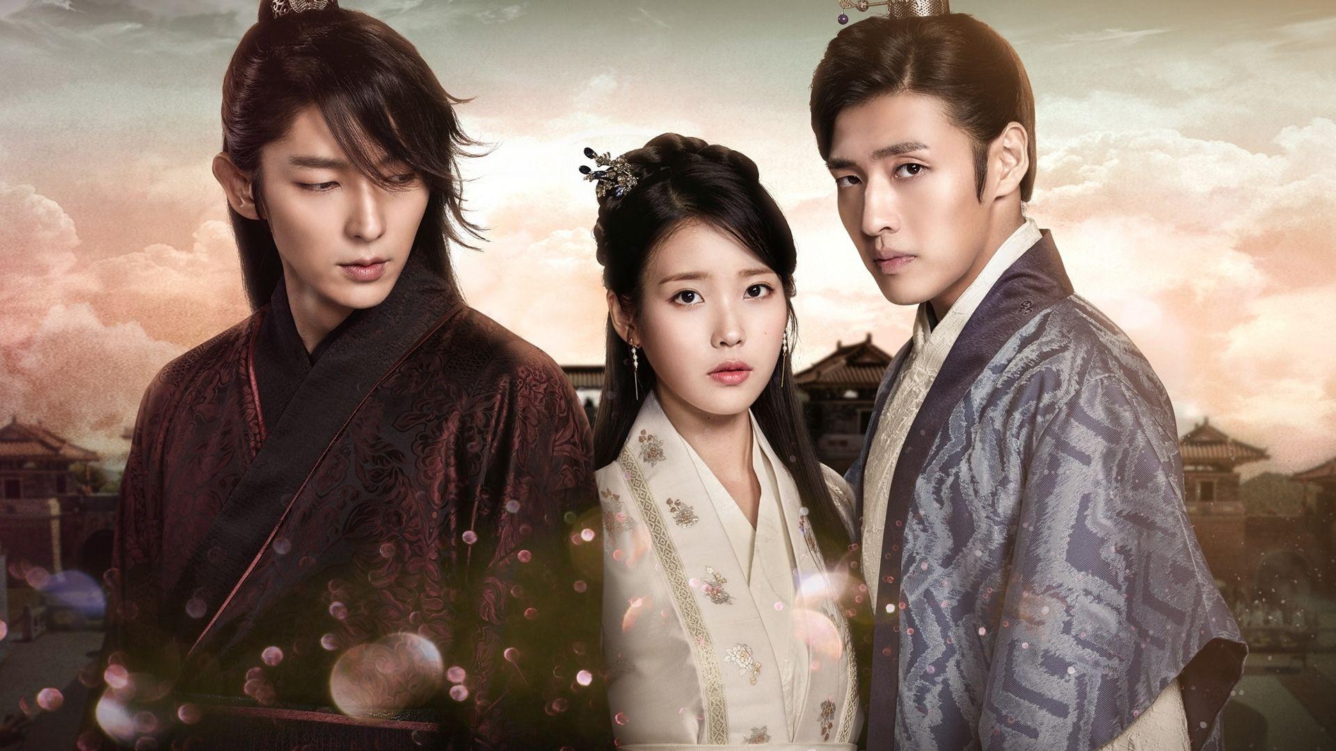 Show Moon Lovers: Scarlet Heart Ryeo