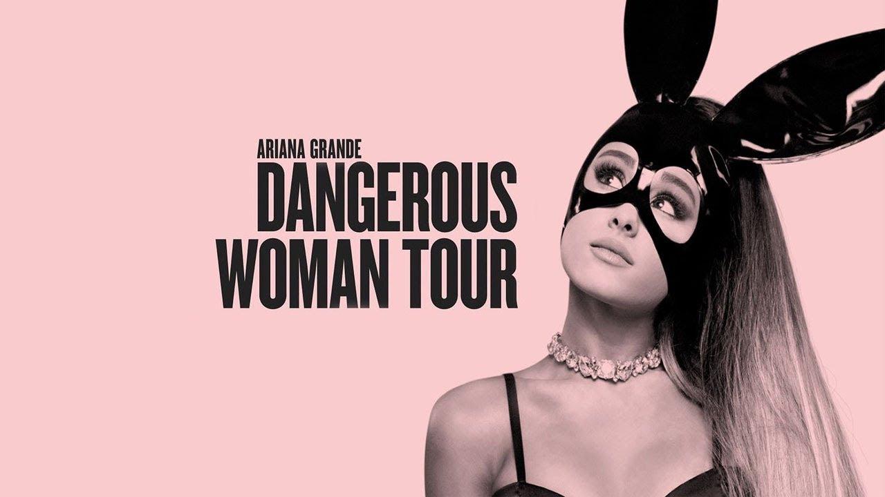 Сериал Ариана Гранде: Дневники опасной женщины