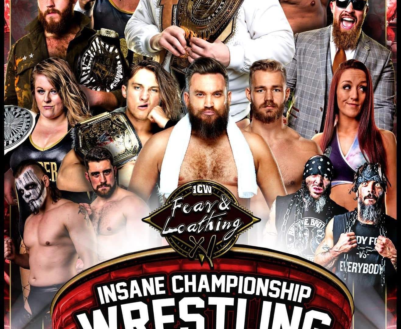 Сериал Insane Championship Wrestling: ICW