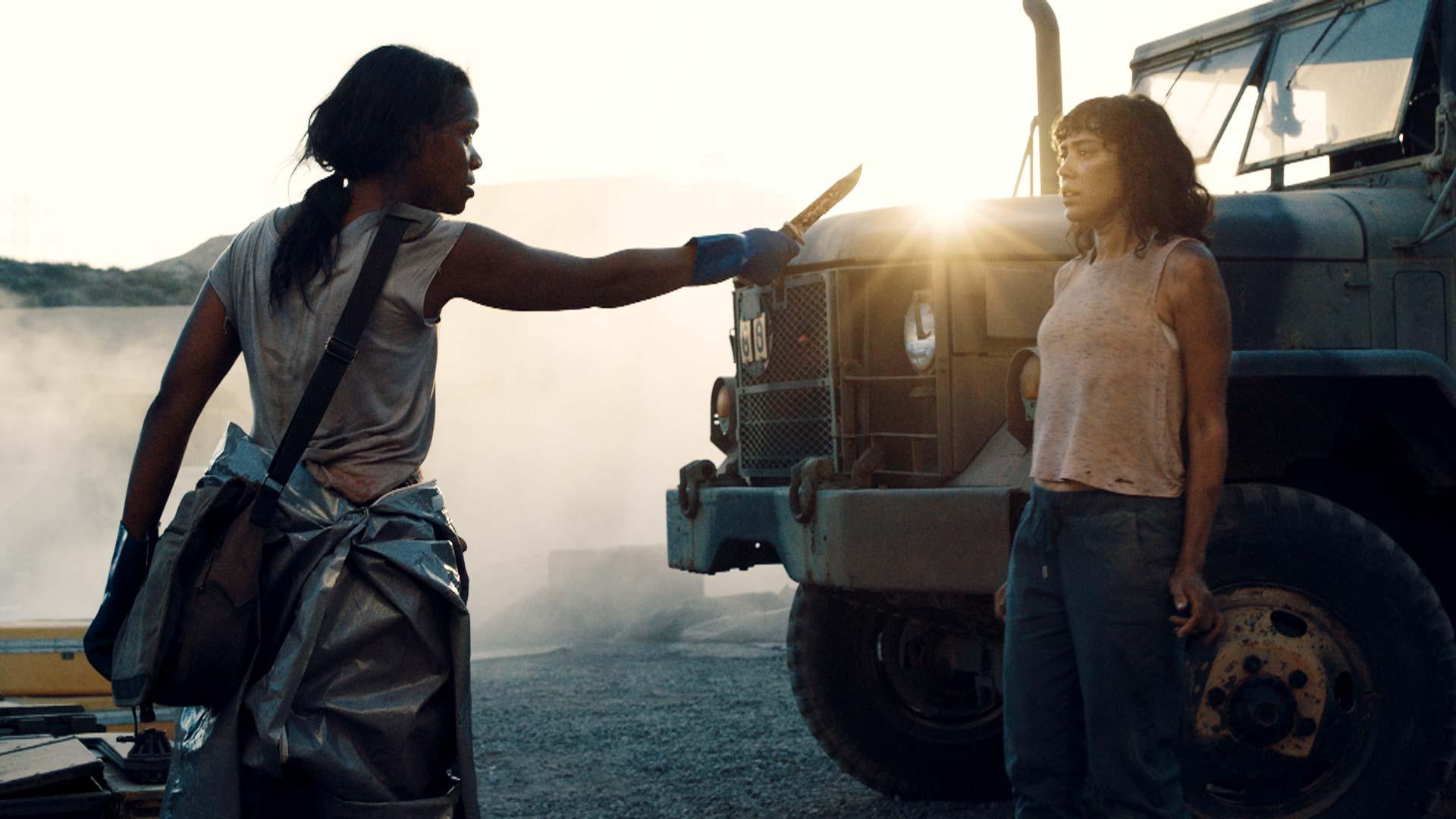 Show Fear the Walking Dead: Passage