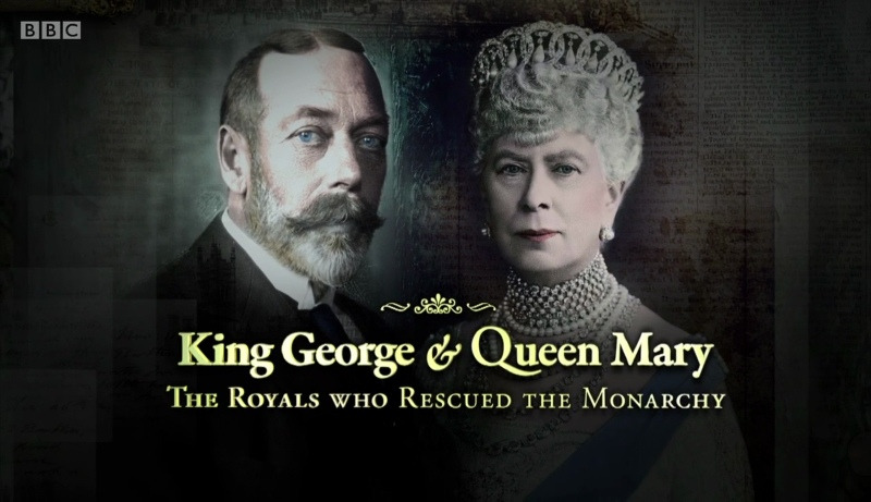 Сериал King George and Queen Mary: The Royals Who Rescued the Monarchy