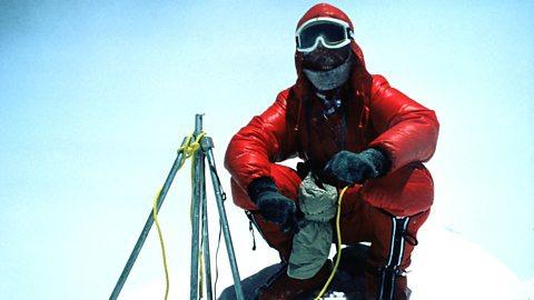 Show Endeavour: Everest