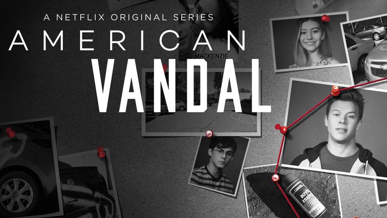Сериал Американский вандал