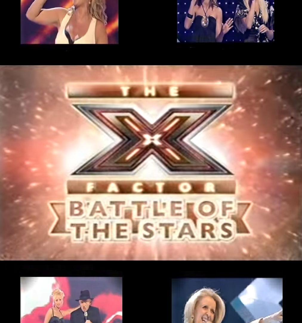Сериал The X Factor Battle of the Stars