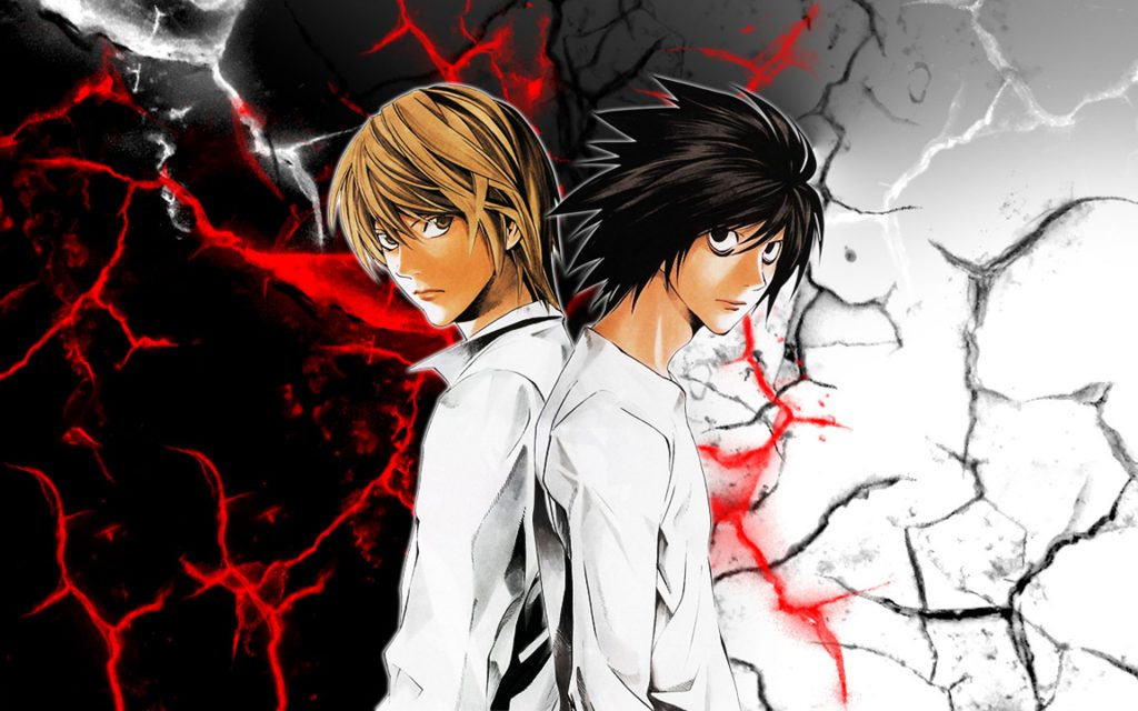 Anime Death Note (US)