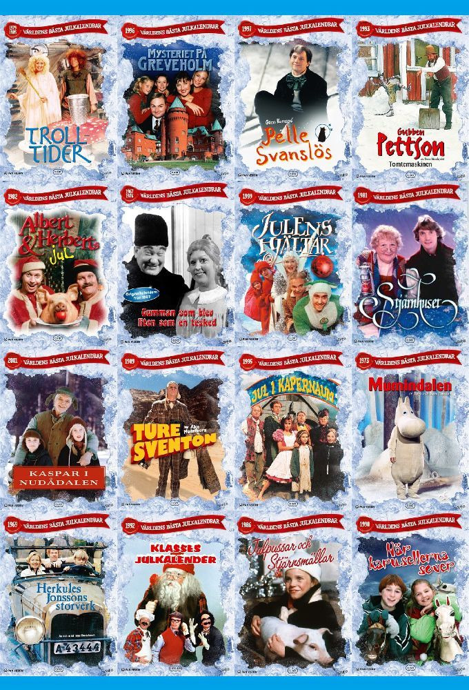 Show Julkalendern
