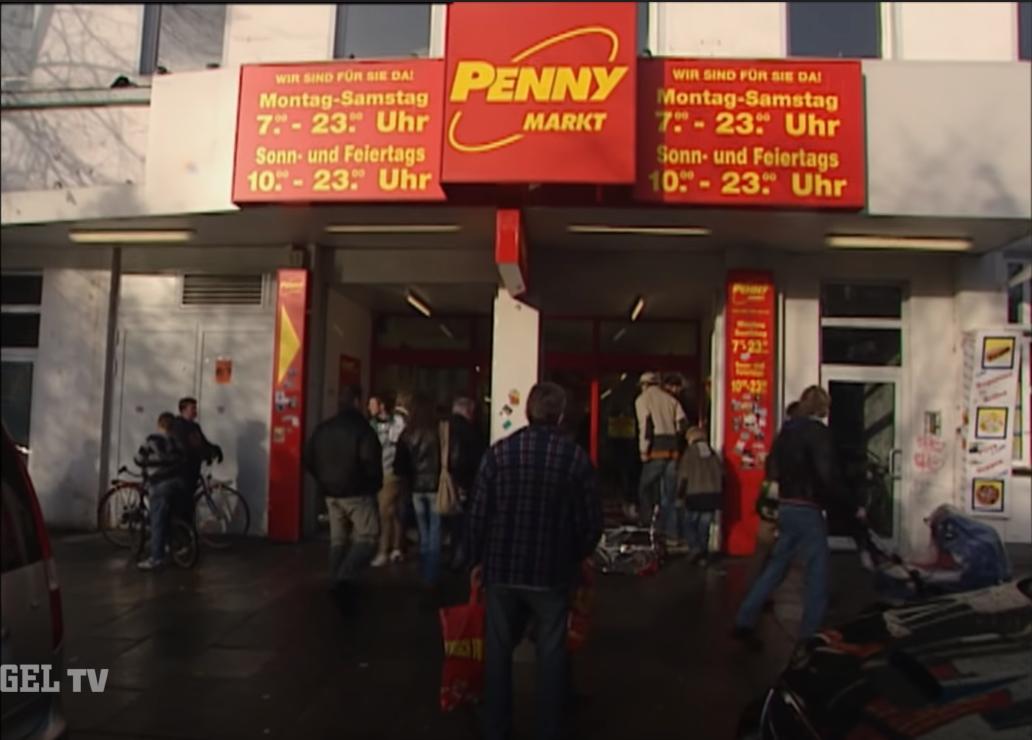 Сериал Der Penny-Markt auf der Reeperbahn