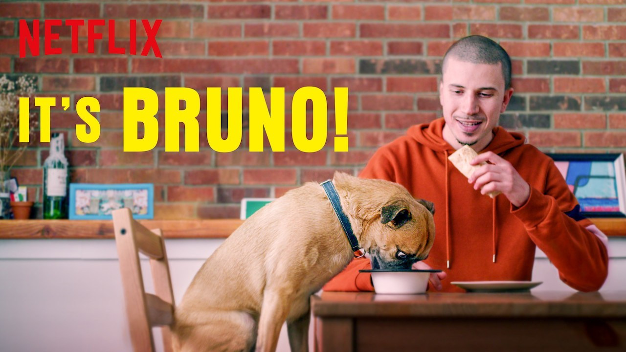Show It's Bruno!