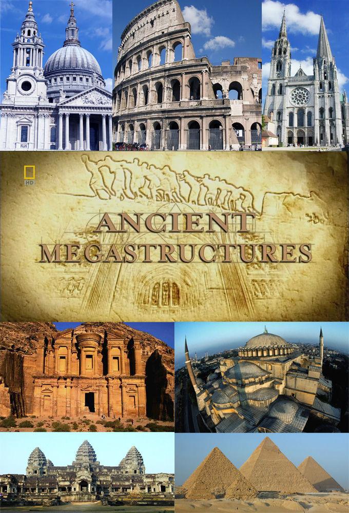 Сериал Великие строения древности