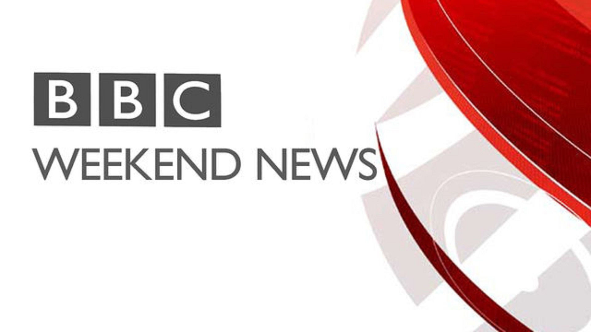 Сериал BBC Weekend News