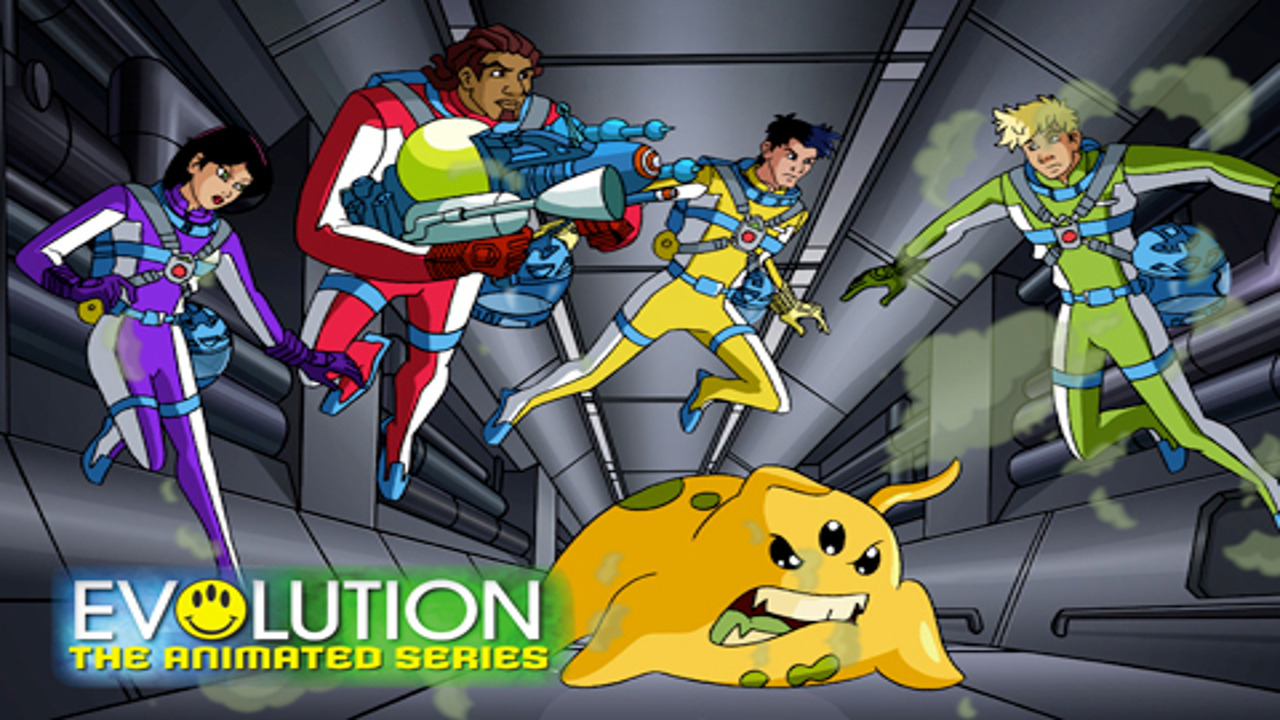 Cartoon Эволюция