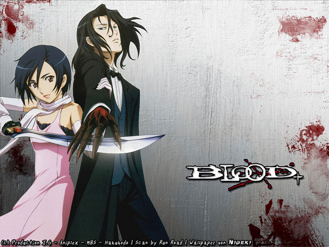 Anime Blood+