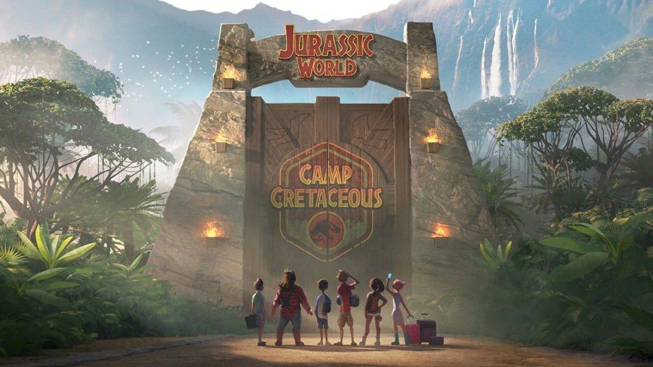Show Jurassic World: Camp Cretaceous