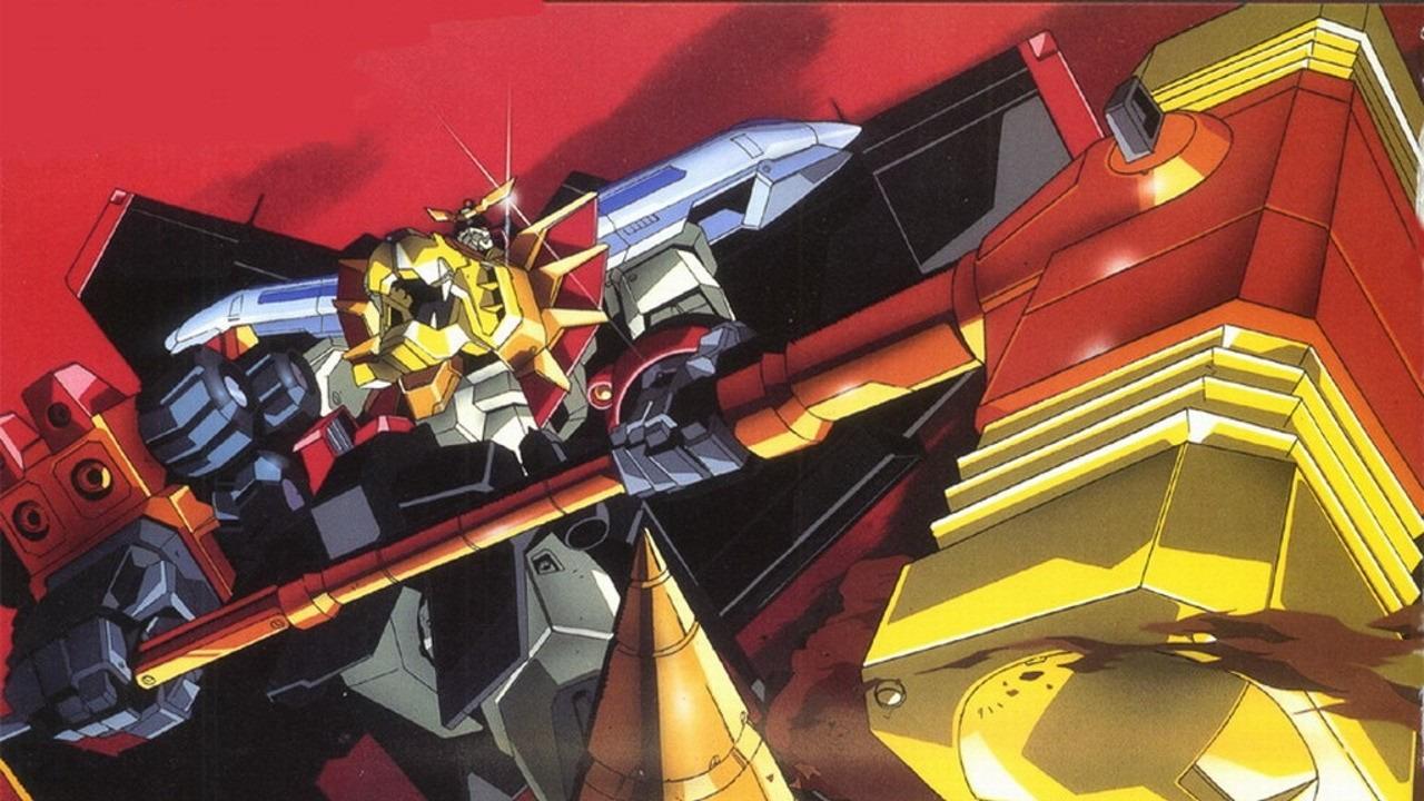 Anime Brave King Gaogaigar